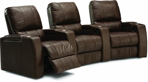 Playback - Utah theater seating