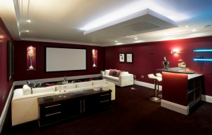 Home Theater - Media Room