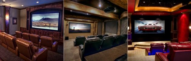 Utah Theater Rooms